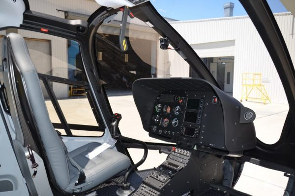 EC130 T2 Completion Avionics