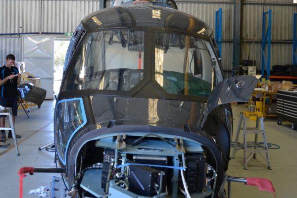 EC155 B1 HF Installation
