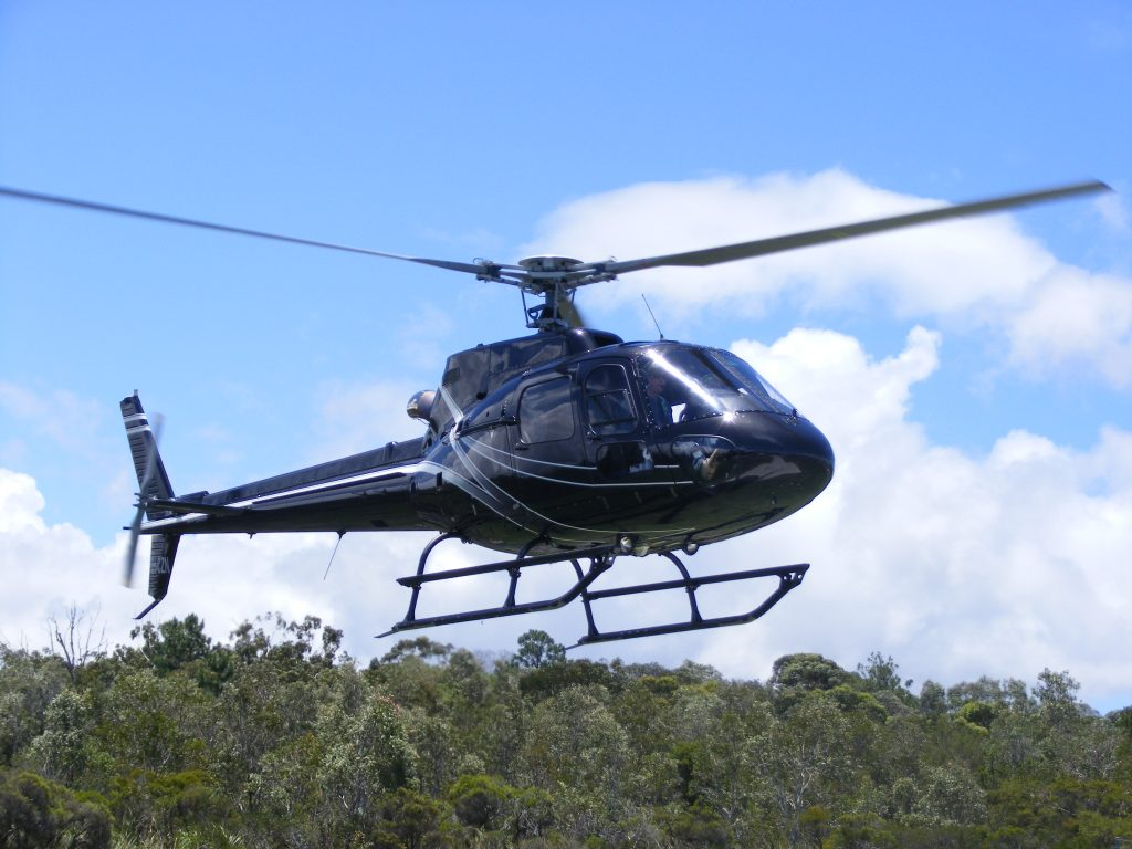 AS350 B2 New Paint