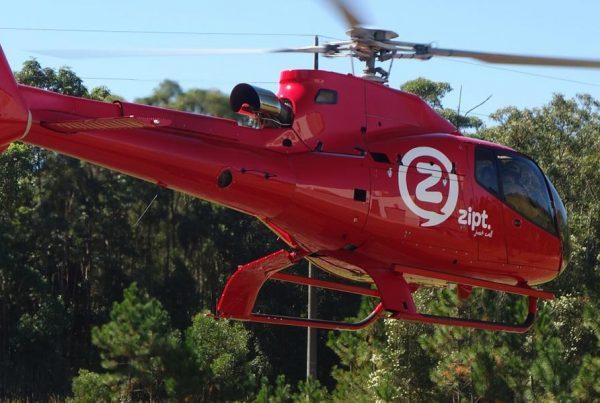 EC130 B4 Takeoff