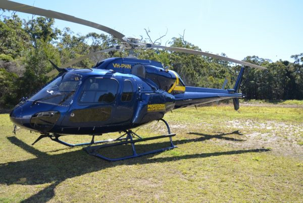 AS355 Complete Refurbishment