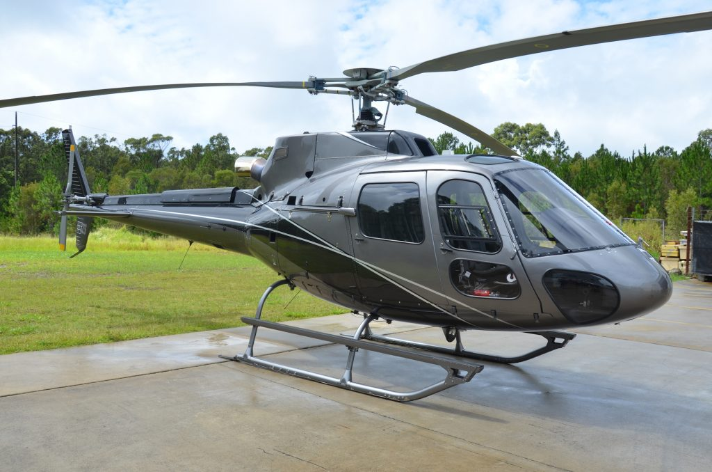 H125 Complete Refurbishment  Pacific Crown Helicopters