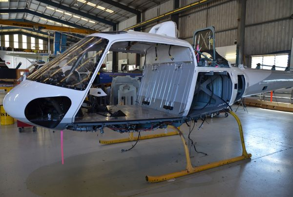 AS350 B3 12 Year Inspection