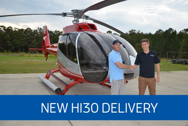 New Airbus Helicopters H130 Delivery to 12 Apostles Helicopters