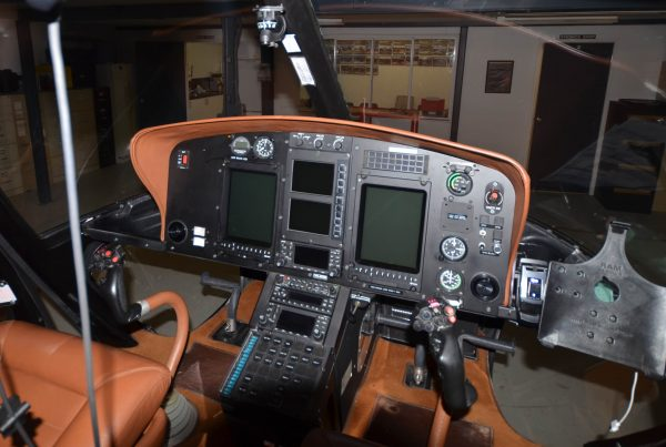 Airbus Helicopters AS350 B3+ Avionics Upgrade