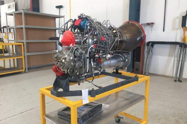 Safran Helicopter Engines Arriel 1D1