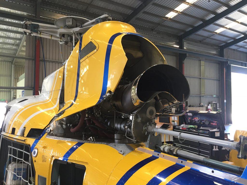 AS350 BA Arriel 1D1 Upgrade