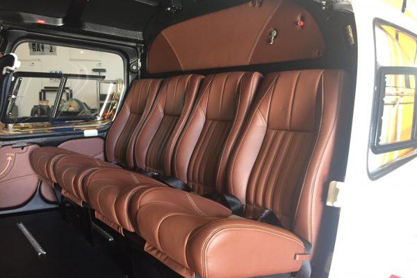 AS350 BA+ Cabin
