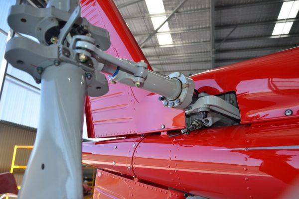 AS350 B3 SN3634 Tail Rotor
