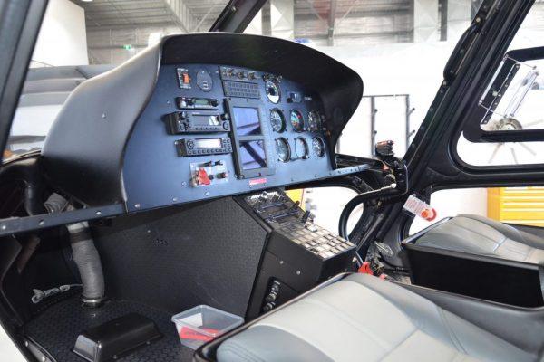 AS350 B3 SN3634 Avionics