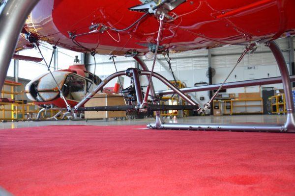AS350 B3 SN3634 Cargo Swing