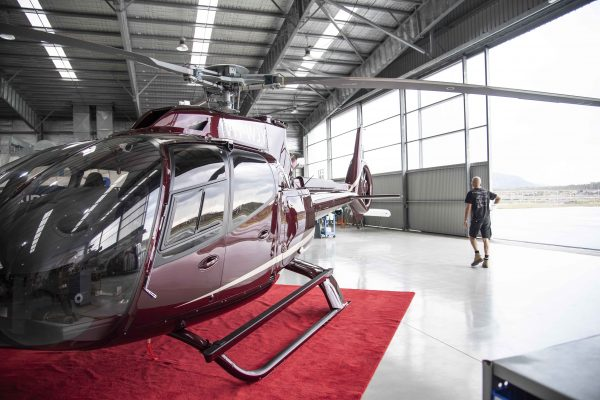 H130 Red Carpet Delivery