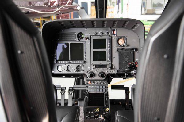 H130 Cockpit