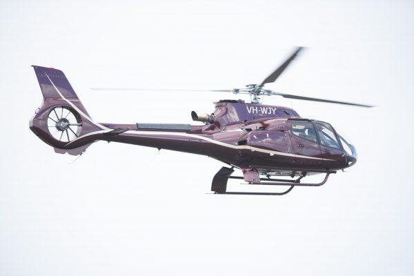 H130 Flying