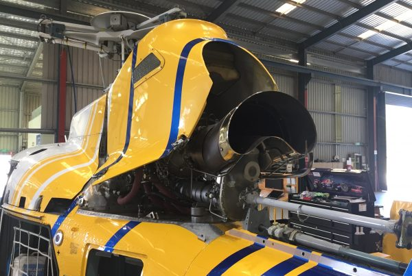 AS350 BA Arriel 1D1 Upgrade